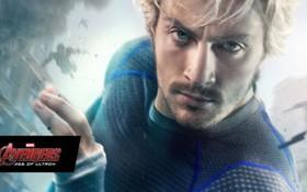 """Số phận của Quicksilver trong """"Avengers: Age Of Ultron"""" đã được định đoạt"""