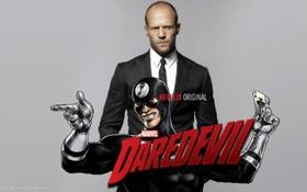 """Jason Statham có thể tham gia vào """"Daredevil"""" mùa thứ 2"""