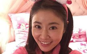 Lâm Tâm Như 39 tuổi vẫn trang trí phòng ngủ toàn hình Hello Kitty