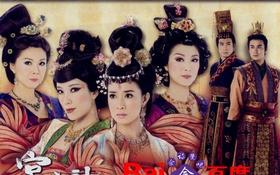 """Điểm mặt những bộ phim hậu cung """"gây bão"""" của TVB"""