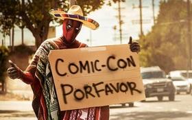 """Trailer rò rỉ của """"Deadpool"""" tại Comic Con đậm chất hài hước và bạo lực"""