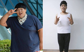 """Những sao nam Hàn """"lột xác"""" thần kỳ nhờ giảm hàng chục kg"""