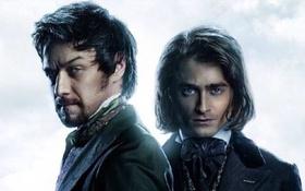 """James McAvoy và Daniel Radcliffe tạo ra ác quỷ trong """"Victor Frankenstein"""""""