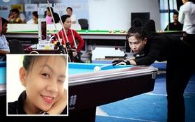 """Nữ cơ thủ xinh đẹp Bích Trâm: """"Con gái chơi Billiards có gì là sai"""""""