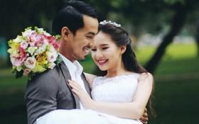 Nhìn lại tình yêu ngọt ngào đầy cảm xúc của Duy Nhân - Kiều Oanh