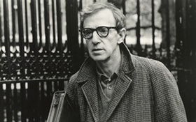 """Woody Allen – Gã lập dị """"mắn đẻ"""""""