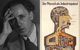 """Fritz Kahn – """"Bố già"""" của infographic"""