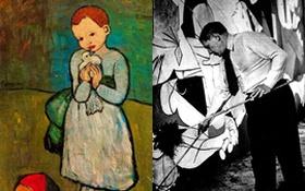 Picasso - Người gây dựng nên biểu tượng hòa bình qua hình ảnh chim bồ câu