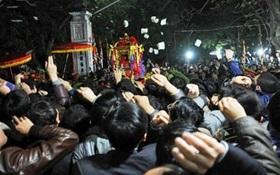 2.000 bộ đội, công an bảo vệ Lễ Khai ấn Đền Trần