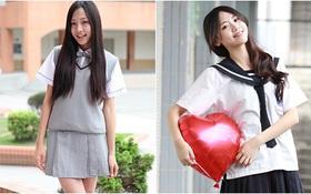 Những nữ sinh mặc đồng phục đẹp nhất Đài Loan