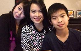 Nhận dạng được 2 mẹ con người Việt trên chuyến bay MH17