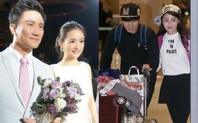 Những cặp vợ chồng nổi tiếng châu Á lần đầu đón Noel cùng nhau