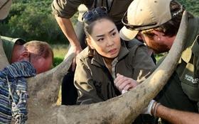 """Thu Minh: """"Đại sứ bảo vệ động vật hoang dã không phải là thánh nhân ăn chay"""""""