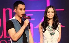 """Mặc ốm nặng, Dương Mịch vẫn đến """"trợ giúp"""" bạn trai"""