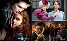 "Đế chế ""Twilight"" suy yếu tại MTV Movie Awards 2012"