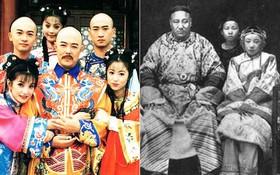 Cung đình Trung Hoa và thực tế giật mình khác hẳn màn ảnh hoa lệ
