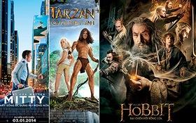 Những cuộc phiêu lưu siêu hấp dẫn mở màn năm 2014