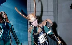 """Loki phiên bản Việt đại náo bữa tiệc """"Captain America: The Winter Soldier"""""""