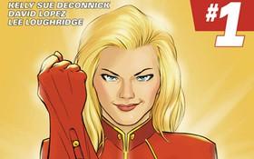 Marvel nhăm nhe ra mắt nữ anh hùng mới