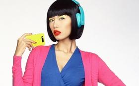Bộ sưu tập color block cùng Lumia 820