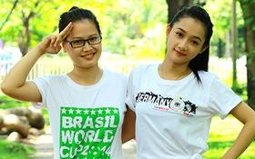 Cùng thời trang Aloteen đồng hành với World Cup 2014