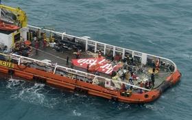 Đã tìm thấy hộp đen máy bay QZ8501