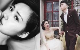 """Quỳnh Anh Shyn lại... chụp ảnh cưới, Tâm Tít sẽ """"lâm bồn"""" trong tháng này"""