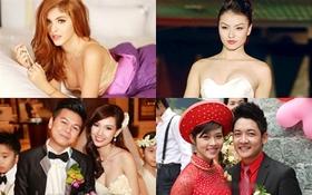 Những sự kiện nổi bật của hot girl Việt 2012