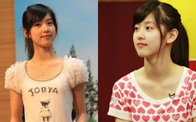 """""""Cô bé trà sữa"""" trở thành hot girl đẹp nhất Trung Quốc"""