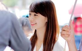 Nữ sinh dự thi Đại Học Sân khấu điện ảnh Hà Nội: Xinh cực là xinh!