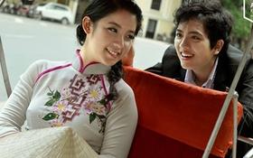 9 cặp đôi hot nhất trường Ams năm 2013