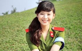 Bích Ngọc - cô nữ sinh dễ thương giỏi võ nhất Học viện cảnh sát