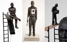 """Ngắm những bức tượng khắc họa cảm xúc """"đáng suy ngẫm"""""""