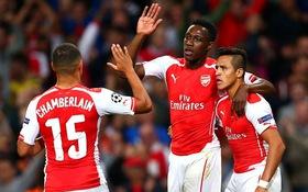 Vòng 10 Premier League: Arsenal dễ thở, Liverpool gặp khó
