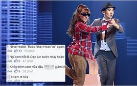 """Khán giả phản đối """"Bước nhảy hoàn vũ"""" vì Dumbo bị loại"""