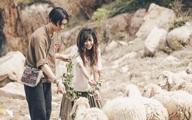 Bích Phương hóa cừu sau nụ hôn trong MV với hot boy Việt kiều
