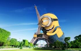 Chết cười với bộ hình Photoshop Minions thống trị thế giới