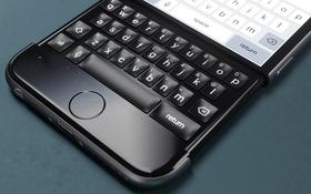 Ý tưởng iPhone 7 tuyệt đẹp đi kèm bàn phím cứng