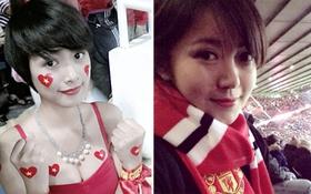 4 CĐV nữ Việt Nam xinh chẳng kém Á hậu Huyền My