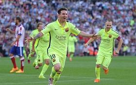 Messi nổ súng, Barcelona vô địch La Liga sớm 1 vòng đấu