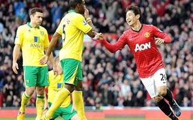 Man Utd 4-0 Norwich: Chạy đà hoàn hảo