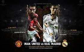 10 lí do Manchester United sẽ tiễn Real Madrid khỏi Champions League