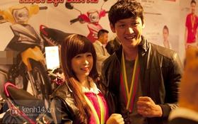 """""""Hot girl"""" Taekwondo Châu Tuyết Vân rạng rỡ trong ngày gặp lại các HCV Sea Games"""