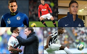 10 ngôi sao tương lai của bóng đá thế giới