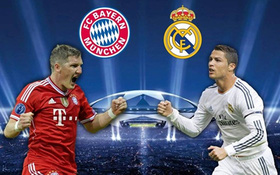 Kết quả bốc thăm Champions League: Chelsea gặp Atletico, Real đại chiến Bayern