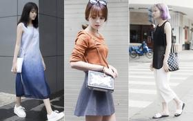 """Street style hai miền: Các bạn trẻ cùng lăng xê loạt túi xách """"độc"""""""