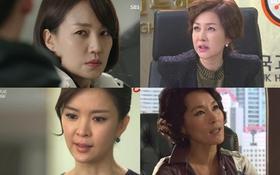 """Những bậc phụ huynh """"thét ra lửa"""" trong drama Hàn"""