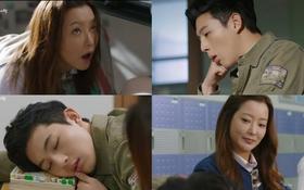 """""""Bà mẹ"""" Kim Hee Sun gieo rắc tình cảm cho nam sinh trung học"""