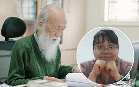 """Thầy Văn Như Cương: """"Vừa lớn tuổi hơn vừa là giáo viên, cô Lê Na đã cư xử không đúng mực"""""""