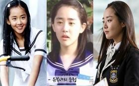 Moon Geun Young cực hợp đóng vai nữ sinh